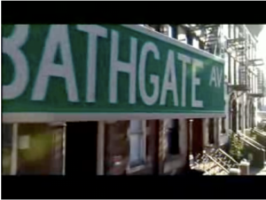 Rich kids from Westchester moving on to Bathgate? What an unrealistic movie!