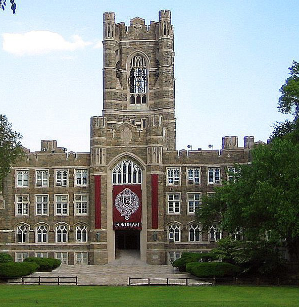"Fordham Offers ""No Comment"" To Allegations of 1960′s Clergy Abuse"
