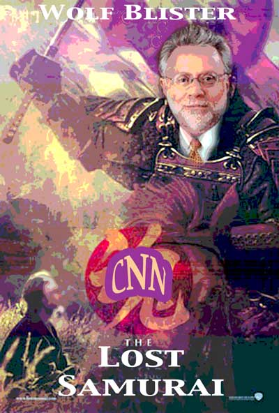 wolf blitzer wife. wolf blitzer burning man. wolf