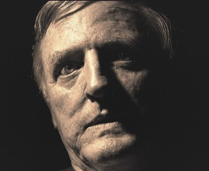 Conservative godfather William F. Buckley pictured here rolling in his grave.