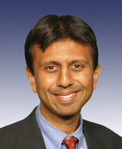 Kenneth the Page...We mean, Bobby Jindal.