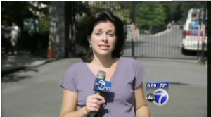 WABC reporting from Bathgate & 191
