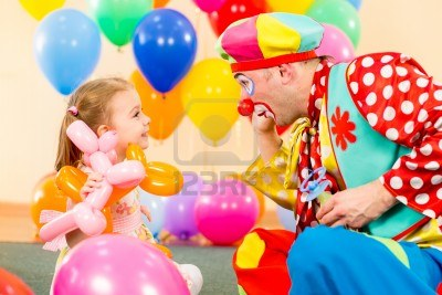 "This is what happens when you Google ""child clown."""