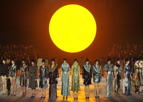 Marc Jacobs NYFW 2013