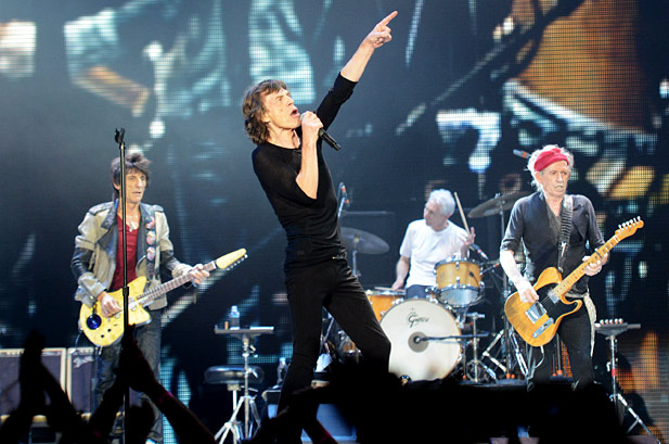Rolling Stones concerts
