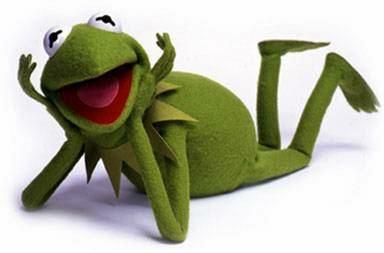 """It ain't easy being green.""- Kermit the Frog"